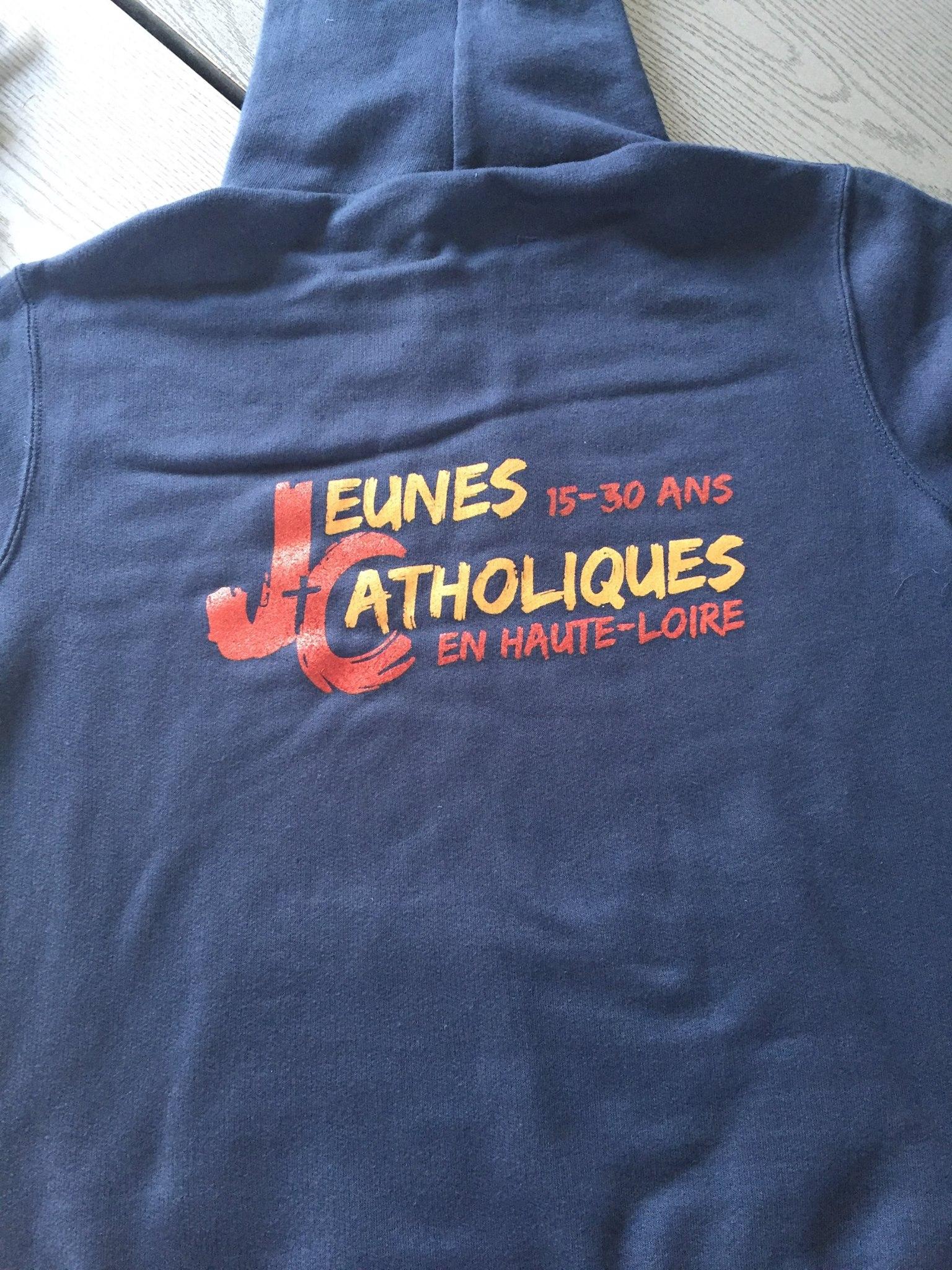 Jeunes Catholiques en Haute Loire : t-shirt